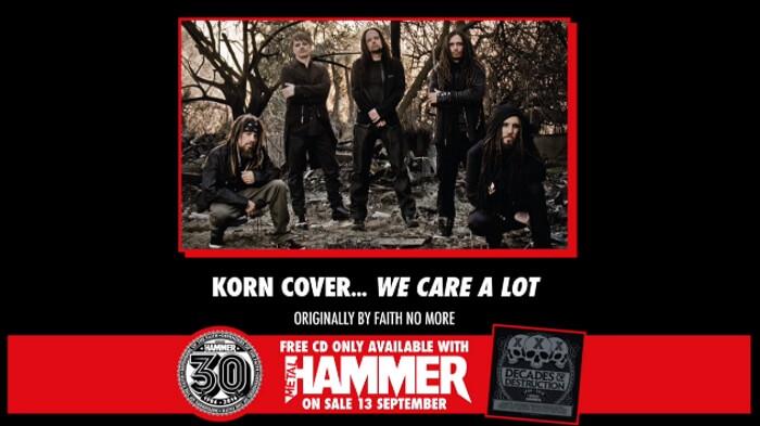 KoRn grava Faith No More