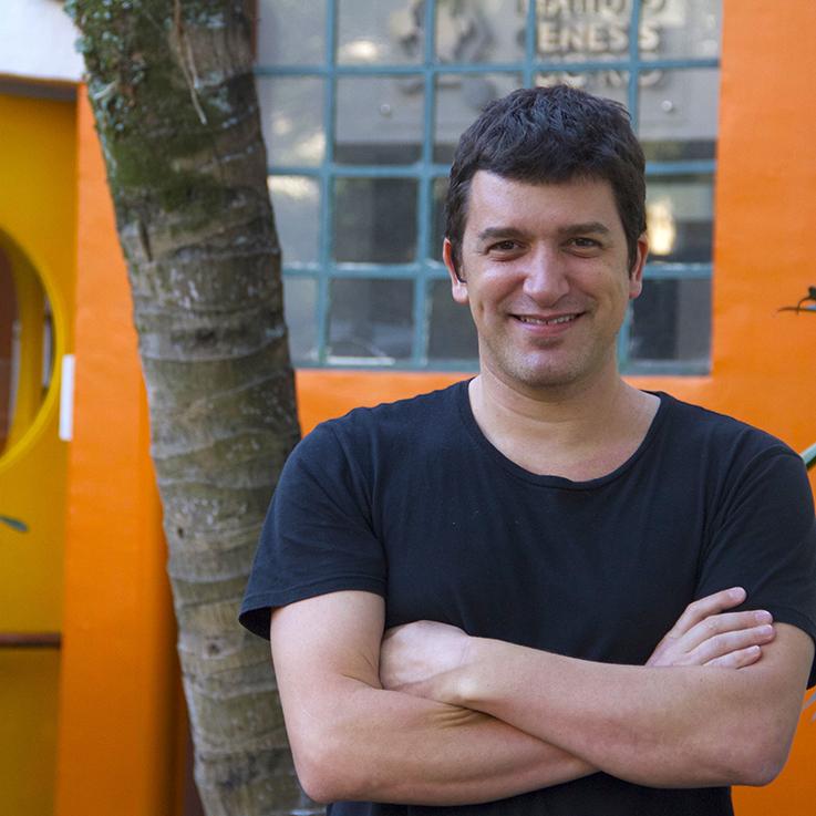 Leo Feijó criou e administrou por 10 anos espaços culturais como Teatro Odisseia e Cinematheque
