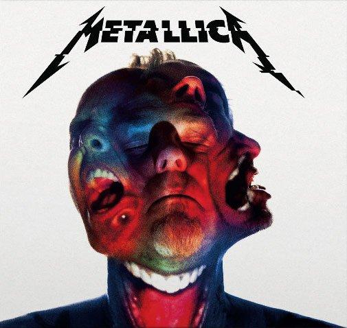 Metallica - Hardwired em CD deluxe