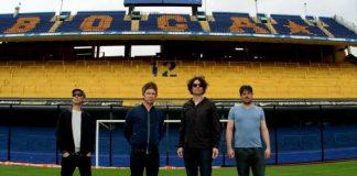 Noel Gallagher na Bombonera
