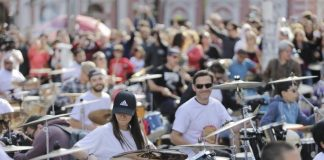 Orquestra de baterias de Florianópolis