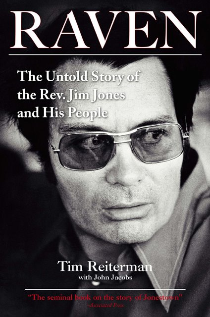 Livro sobre Jim Jones