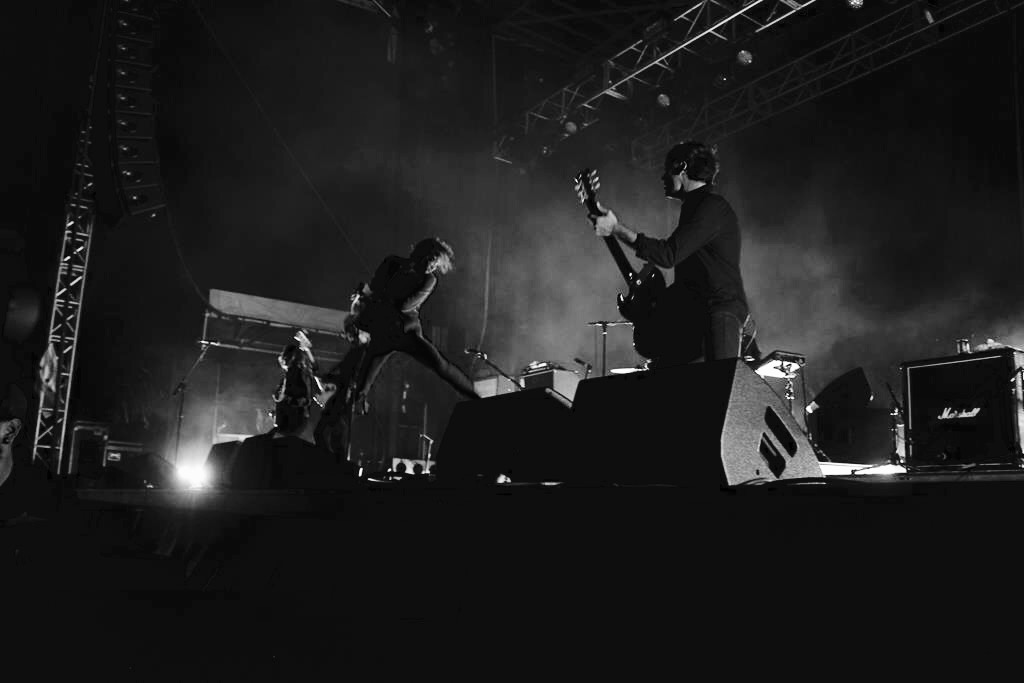 Refused no Riot Fest 2016