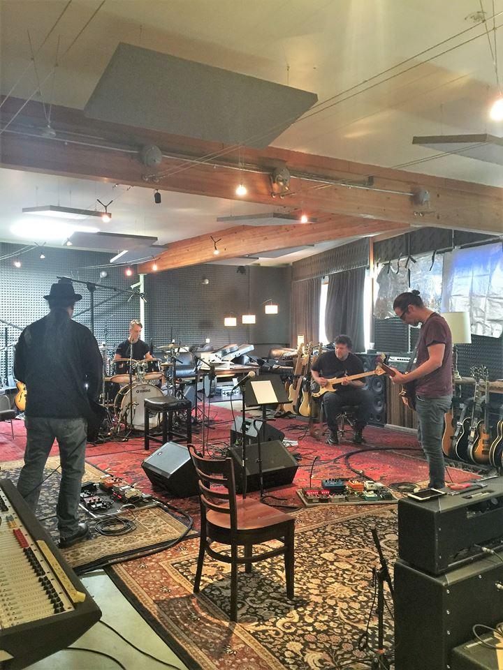 Soundgarden em estúdio