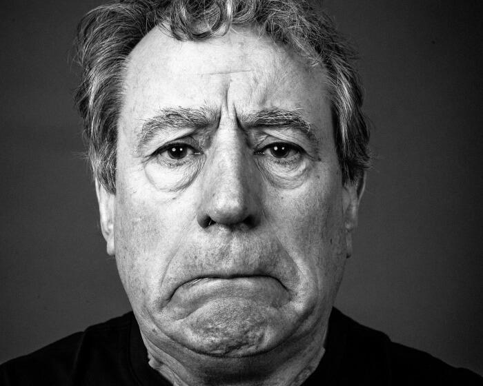 Terry Jones, da trupe Monty Python, revela que sofre de demência