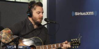 Thrice na SiriusXM tocando The Smashing Pumpkins