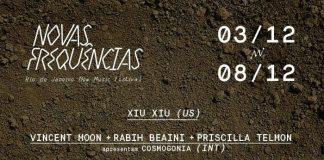 Festival Novas Frequências anuncia data e parte do line-up