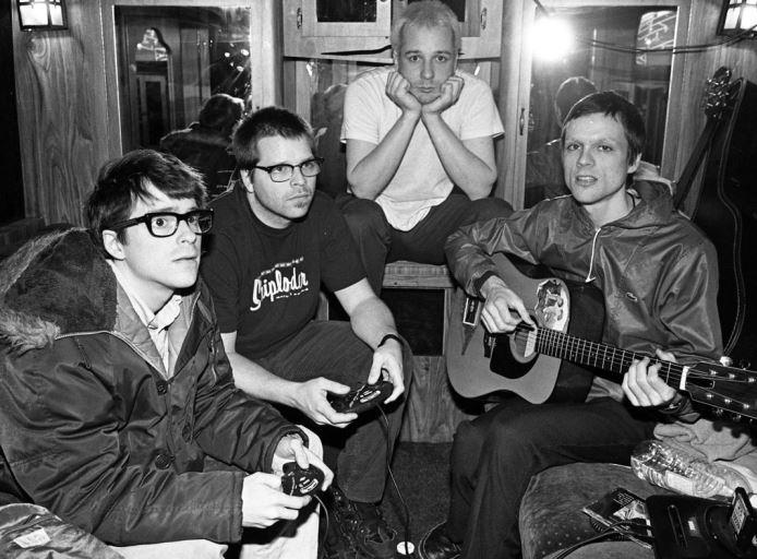 Weezer na era Pinkerton