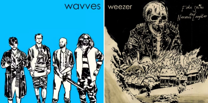 Weezer e Wavves