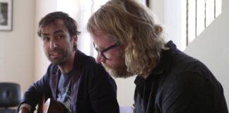 Andrew Bird e Matt Berninger (The National)