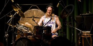 Danny Carey, do TOOL