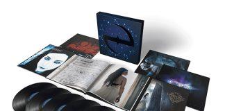 Caixa de discos de vinil do Evanescence