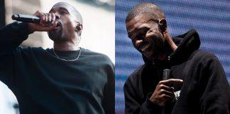 Kanye West e Frank Ocean