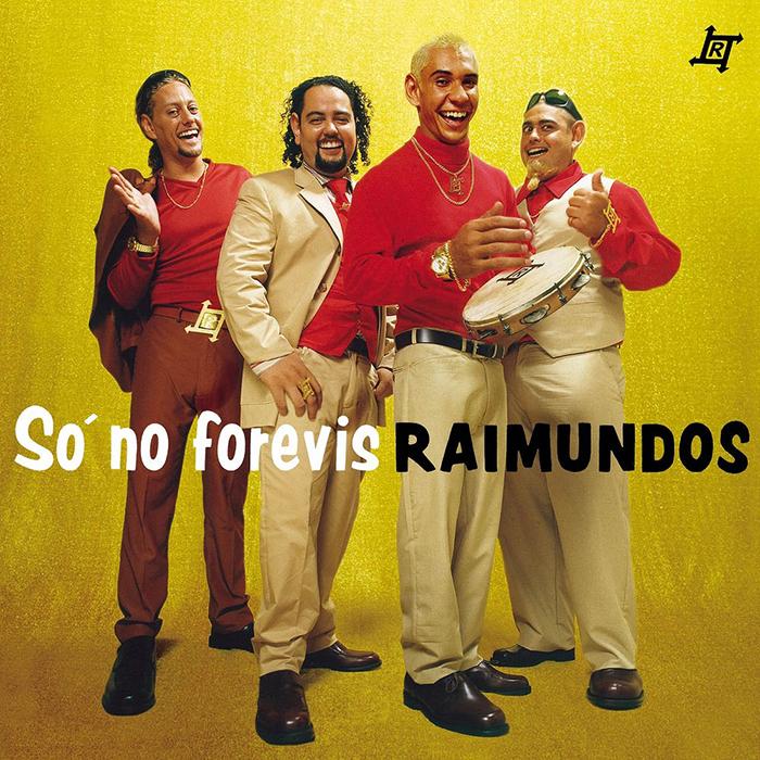 Raimundos - Só No Forévis