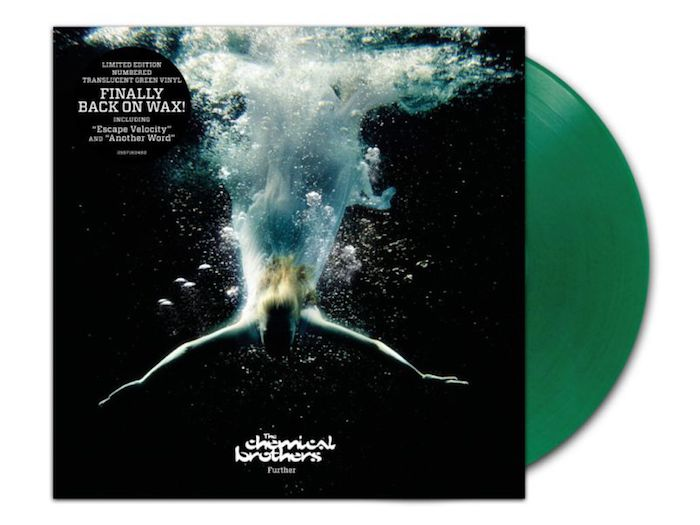 The Chemical Brothers - Further em vinil verde