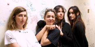 Warpaint no World Cafe, da NPR