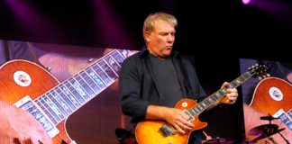 Alex Lifeson do Rush