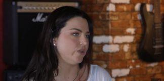 Amy Lee fala sobre Evanescence em entrevista
