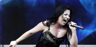 Amy Lee, do Evanescence