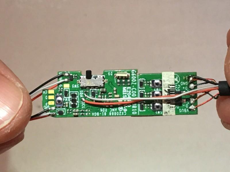 Placa miniaturizada da Asius Techonologies
