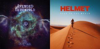 Avenged Sevenfold e Helmet
