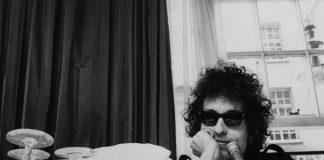 Bob Dylan em Londres, em 1966