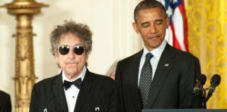 Bob Dylan e Barack Obama