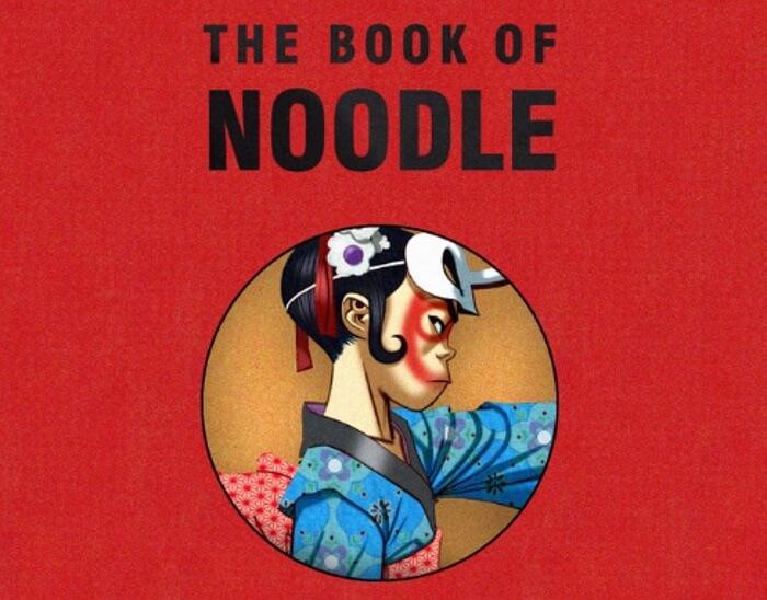 The Book of Noodle (Gorillaz)