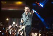 Bruce Springsteen no Rio de Janeiro