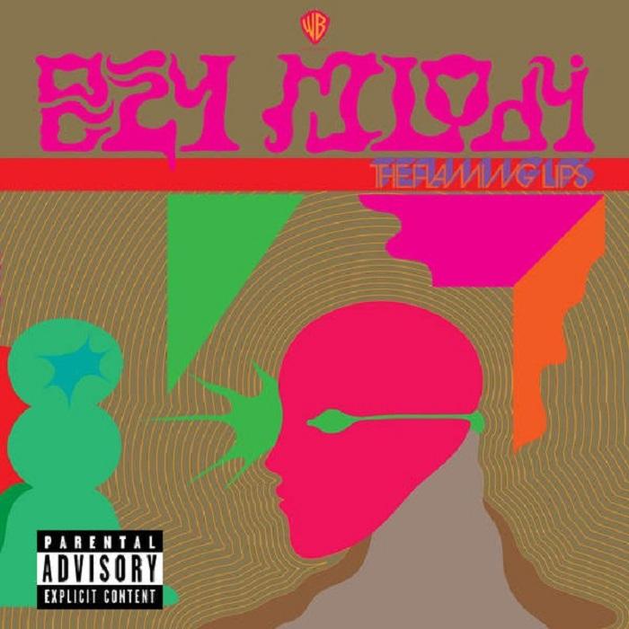 Capa de Oczy Mlody, novo disco do The Flaming Lips