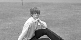 David Bowie em 1968