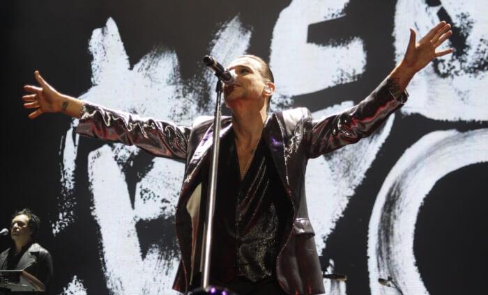 Depeche Mode em 2014
