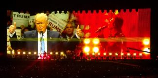 U2 e Donald Trump