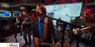 Drive-By Truckers se apresenta na televisão