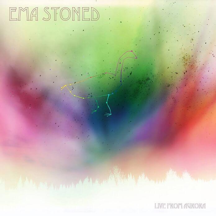 Ema Stoned lança EP com sessão de estúdio e faixa inédita