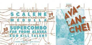 Festa Avalanche leva o melhor do rock nacional a São Paulo