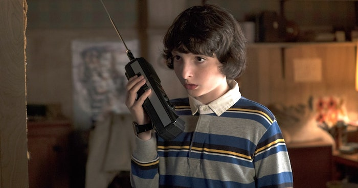 Finn Wolfhard, o Mike de Stranger Things