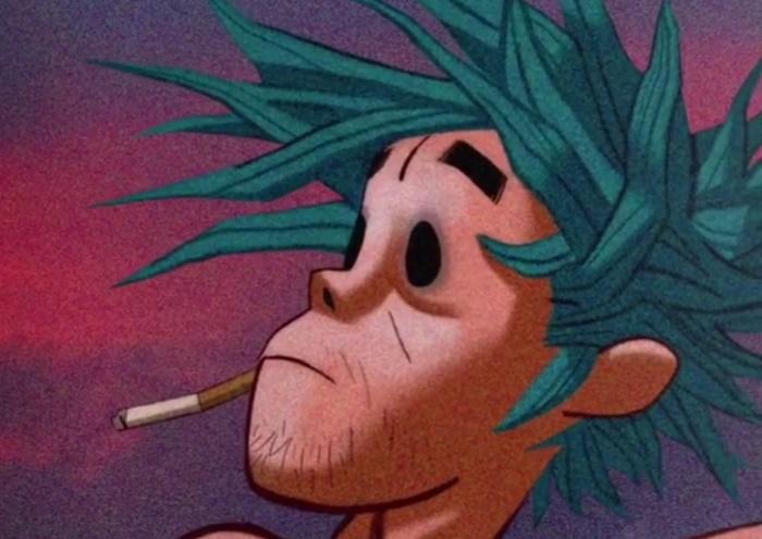 2D, do Gorillaz