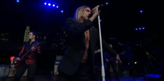 Iggy Pop no Austin City Limits