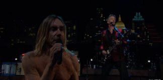 Iggy Pop e Josh Homme no Austin City Limits