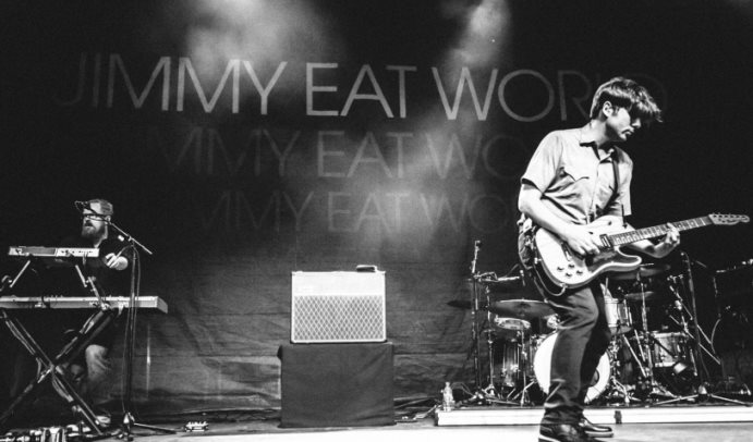 Jimmy Eat World ao vivo