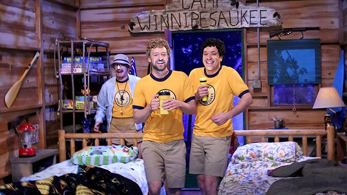 Jimmy Fallon e Justin Timberlake