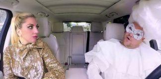 Lady Gaga no Carpool Karaoke