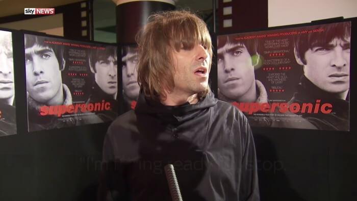 Liam Gallagher fala sobre Oasis e Noel em entrevista