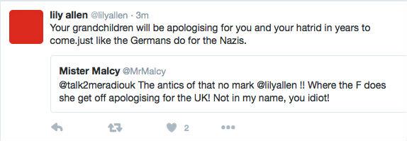 lily-allen-nazi-tweet