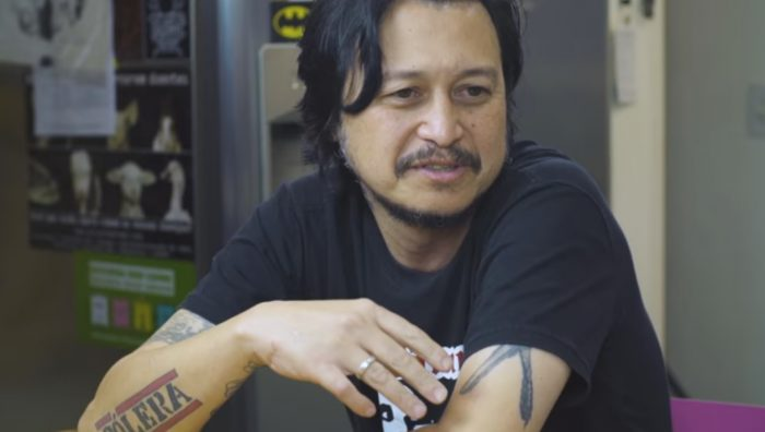 João Gordo entrevista Nenê Altro em seu programa no Youtube