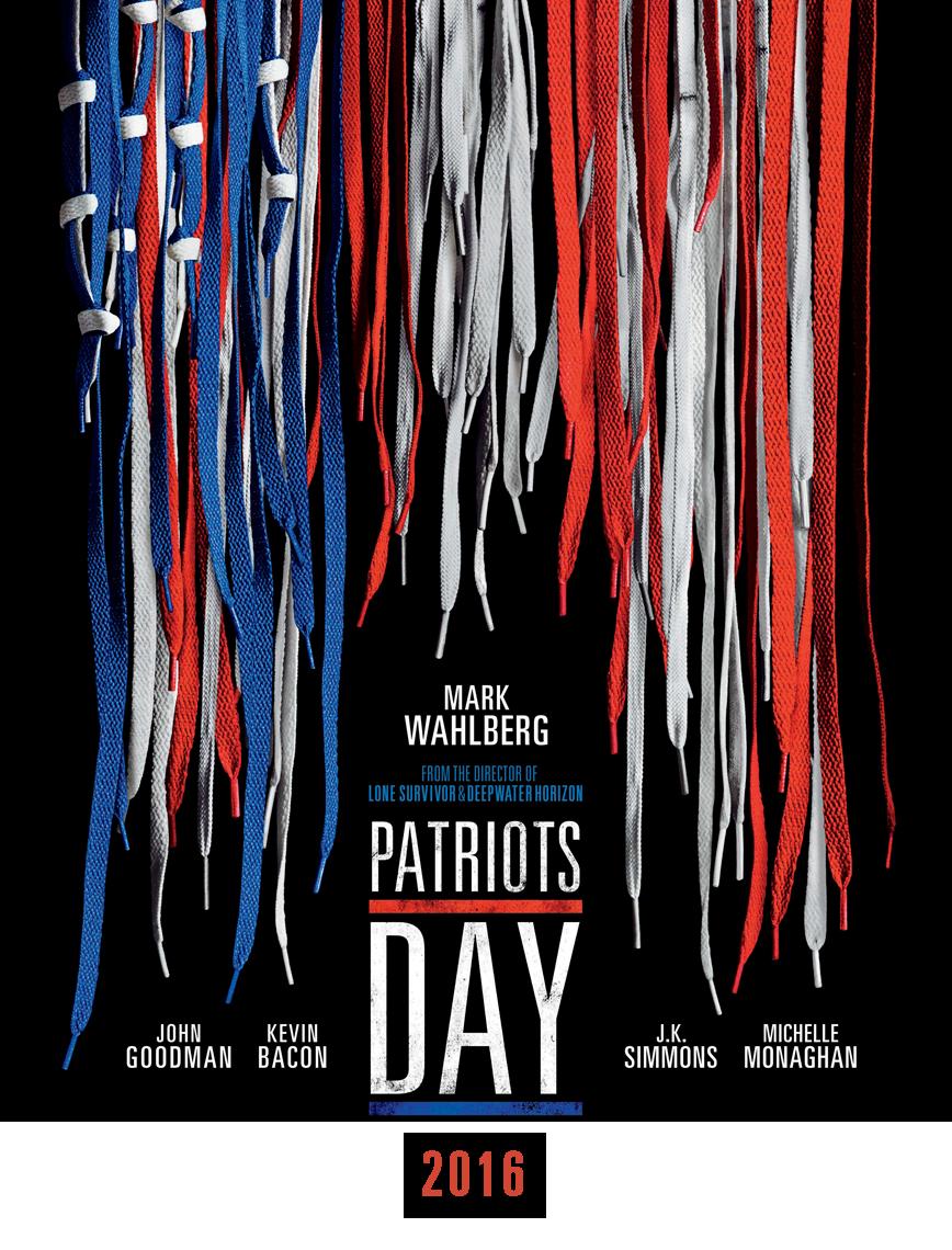 """pôster do filme """"patriots day"""""""