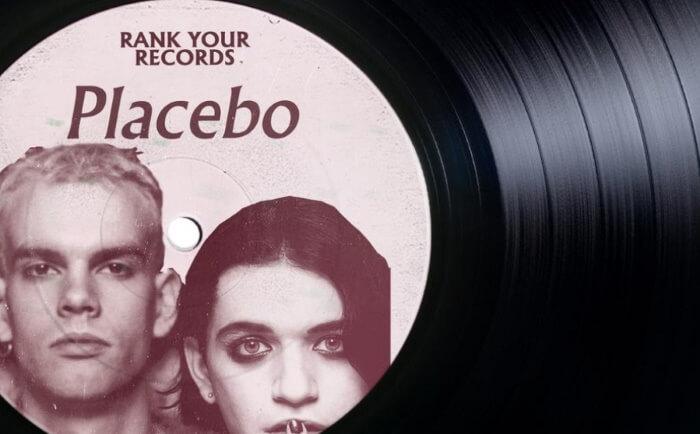 Brian Molko faz ranking da discografia do Placebo