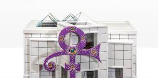 Urna com cinzas de Prince é réplica de Paisley Park