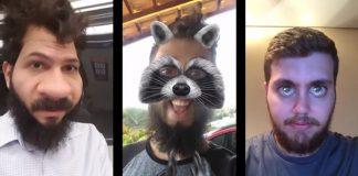 Profissão de Urubu usa filtros do Snapchat em clipe - assista!